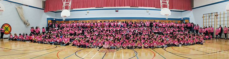 Pink Shirt Day – 2020